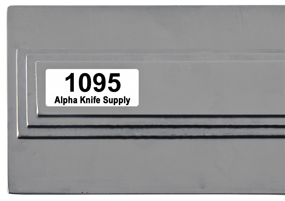 1095 Carbon Steel Alpha Knife Supply Aks