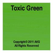 Toxic Green G10