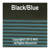 Black / Blue G10 - 246-in - 11-5-in - 8-5-in