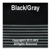 Black / Gray G10 - 250-in - 11-5-in - 8-5-in