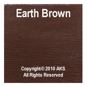 Earth Brown G10 - .063