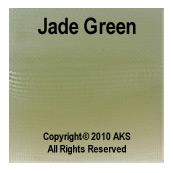 Jade Green G10 - .063