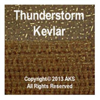 Thunderstorm Kevlar Sheet - 124-in - 11-6-in - 4-4-in