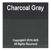 Charcoal Gray G10 - 060-in - 11-5-in - 8-5-in