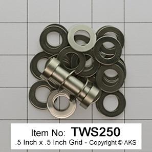 .250 pivot thrust washers