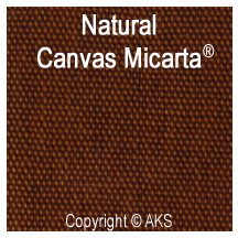 Natural Canvas Micarta